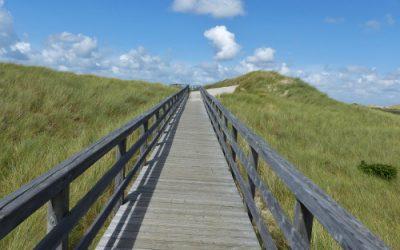 Unsere Inselreise – in die Jugendherberge am Ellenbogen von Sylt