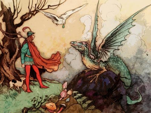 Der Einsatz von Märchen und Metaphern