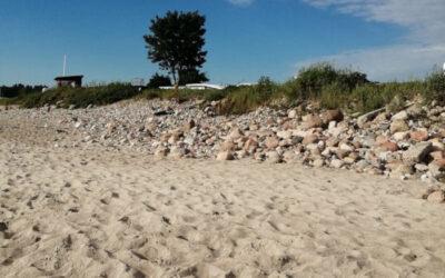 Ein Arbeitsurlaub an der Ostsee