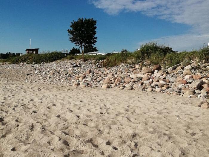 Arbeitsurlaub Ostsee