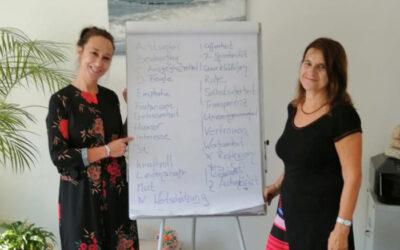 HypnoSystemischer Aufbaukurs mit Wiedersehensfreude gestartet