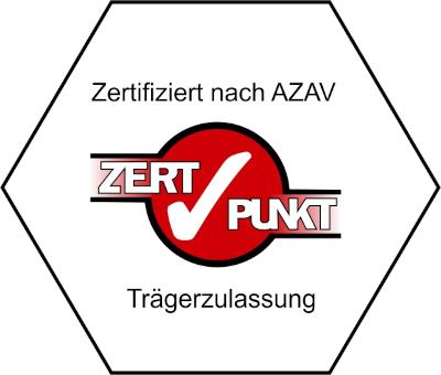 Zertifizierung-AZAV